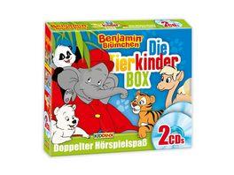 Benjamin Bluemchen Tierkinder Box