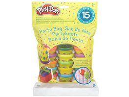 Hasbro Play Doh Partyknete mit Stickern