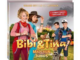 Deluxe Soundtrack 3 Kinofilm Maedchen gegen Jungs