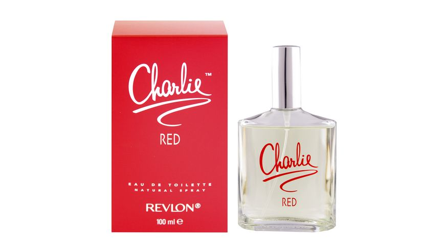 Charlie Red by Revlon Eau de Toilette