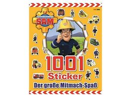 Panini Feuerwehrmann Sam 1001 Sticker