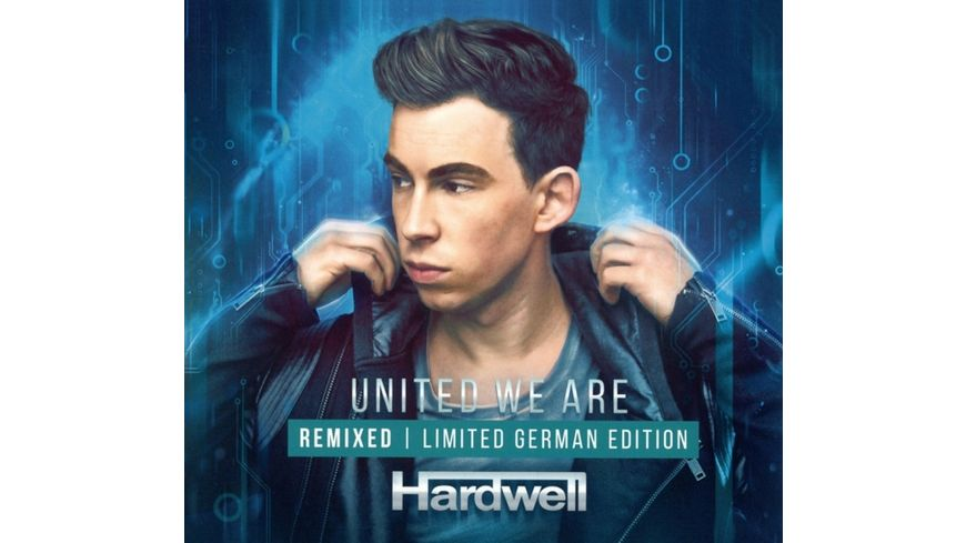 United We Are Remixed Limited German Edition