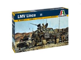 Italeri 1 35 4x4 IVECO Lince Military Vehicle