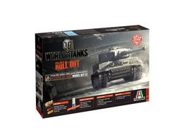 Italeri 36502 World of Tanks 1 35 Pz Kpfw VI TIGER WoT