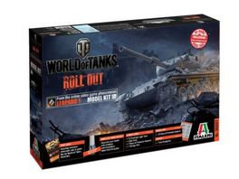 Italeri 36507 World of Tanks 1 35 Leopard 1A2 WoT