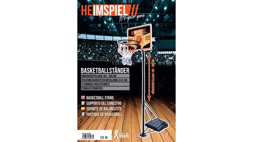 Xtrem Toys Basketball Staender