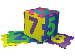 Xtrem Toys Zahlen Spielmatte