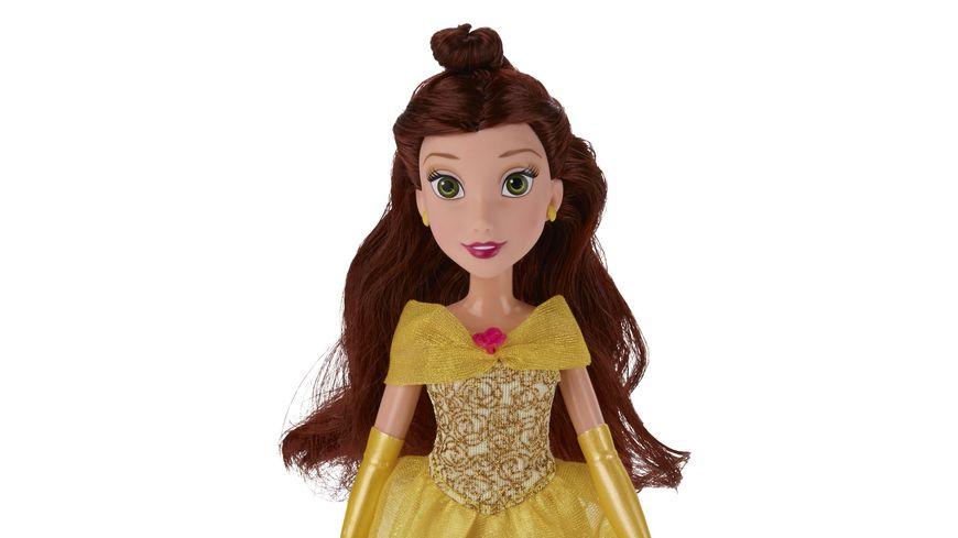Hasbro Disney Prinzessin Schimmerglanz Belle