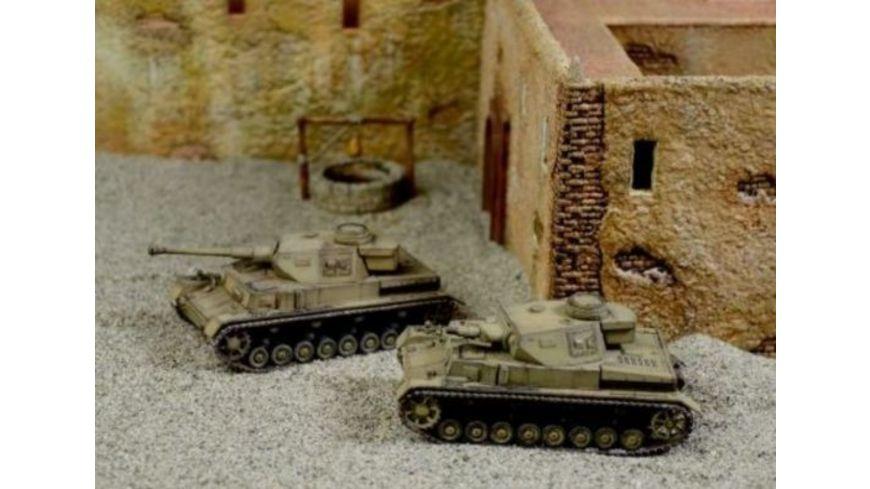Italeri 7514 Schnellbausatz Militaerfahrzeuge 1 72 SdKfz 161 PzKpfw IV F1 Fast As Kit