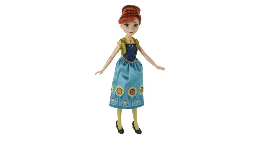 Hasbro Disney Die Eiskoenigin Party Fieber Anna
