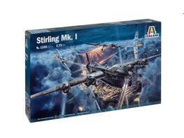 Italeri 1335 Flugzeuge 1 72 1 72 Stirling Mk I