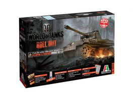 Italeri 36506 World of Tanks 1 35 PANTHER Ausf G