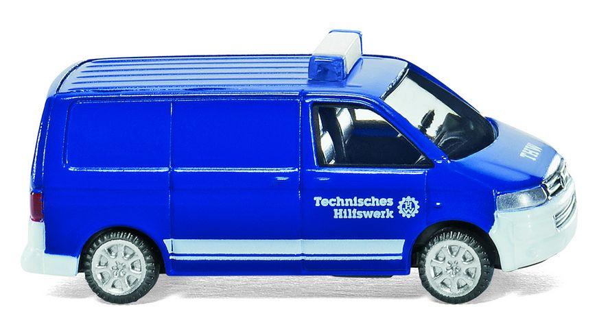 WIKING 093803 THW VW T5 GP Kastenwagen