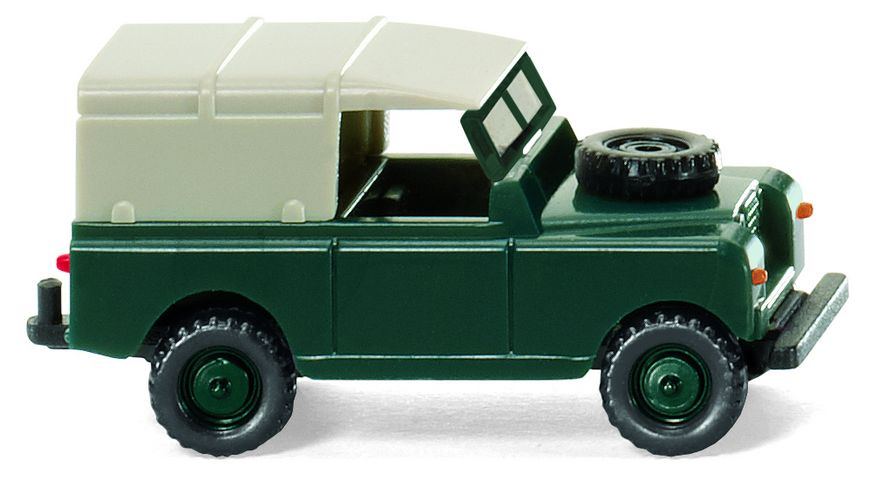 WIKING 092302 Land Rover blaugruen