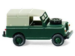 WIKING 092302 Land Rover blaugruen