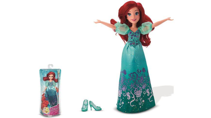 Hasbro Disney Prinzessin Schimmerglanz Arielle