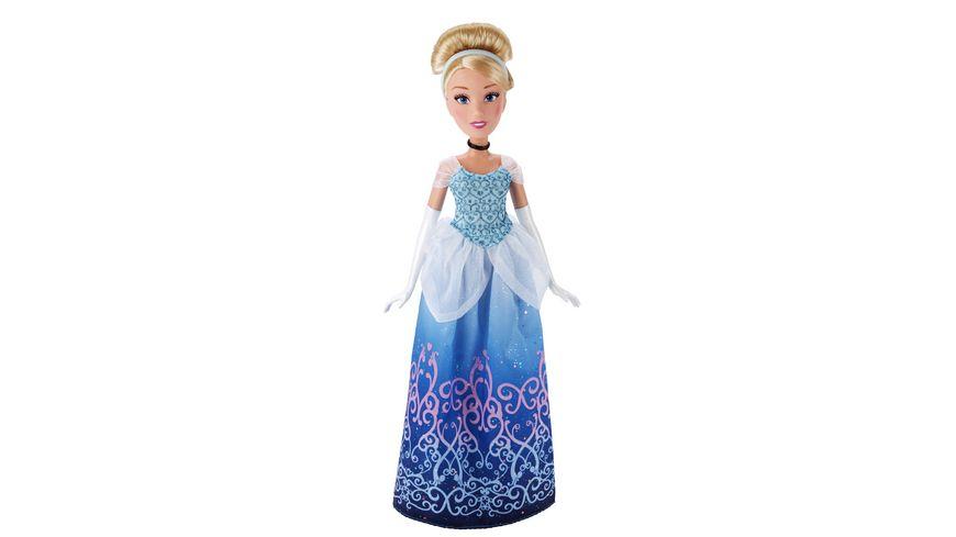 Hasbro - Disney Prinzessin - Schimmerglanz Cinderella