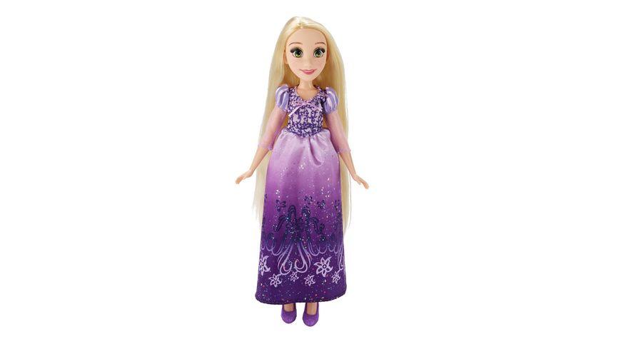 Hasbro Disney Prinzessin Schimmerglanz Rapunzel