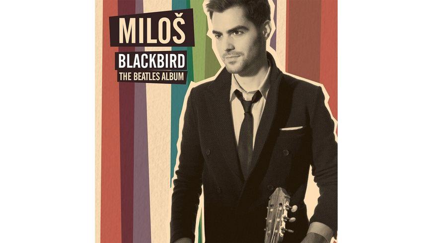 Blackbird The Beatles Album