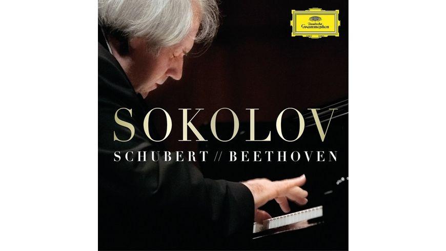 Sokolov Schubert Beethoven