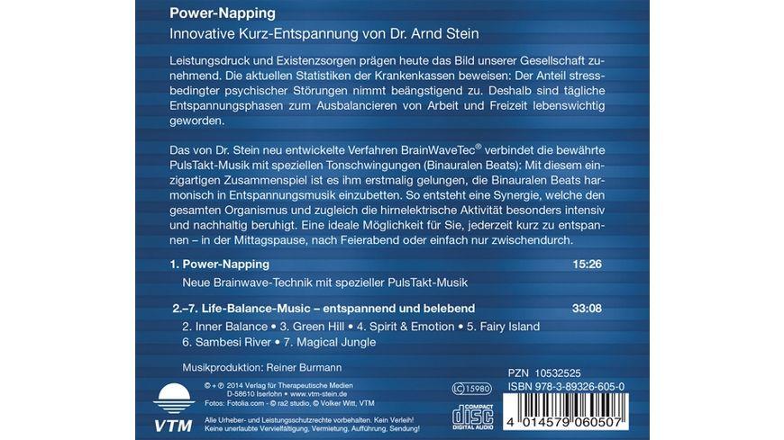 Power Napping Innovative Kurz Entspann