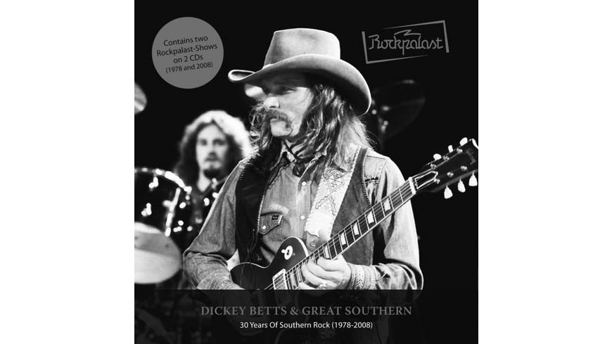 Rockpalast 30 Years Of Southern Rock 1978 2008