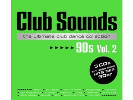 Club Sounds 90s Vol 2