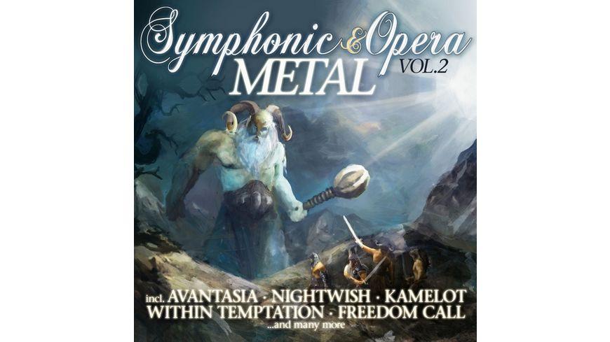 Symphonic Opera Metal Vol 2