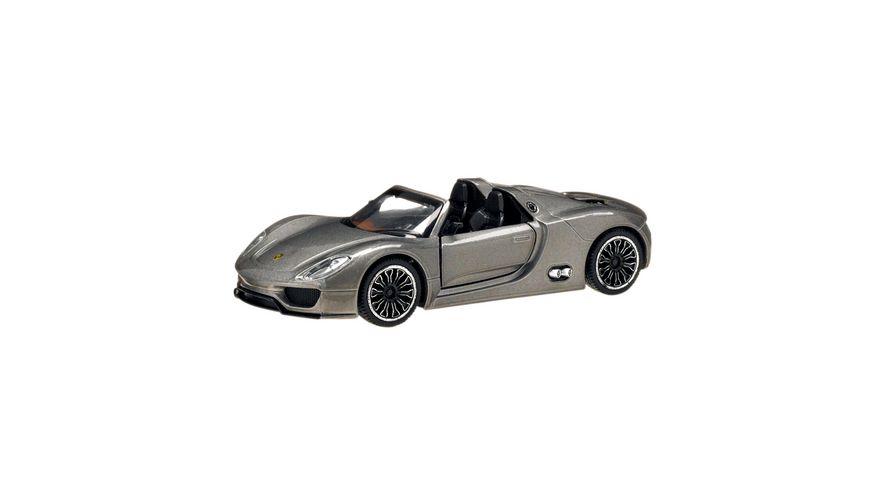 Mueller Toy Place 1 32 Modellauto mit Rueckzugmotor Licht Sound sortiert