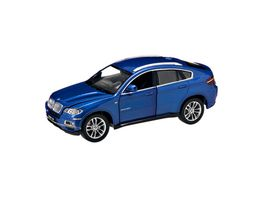 Mueller Toy Place 1 24 Modellauto BMW X6 Licht Sound