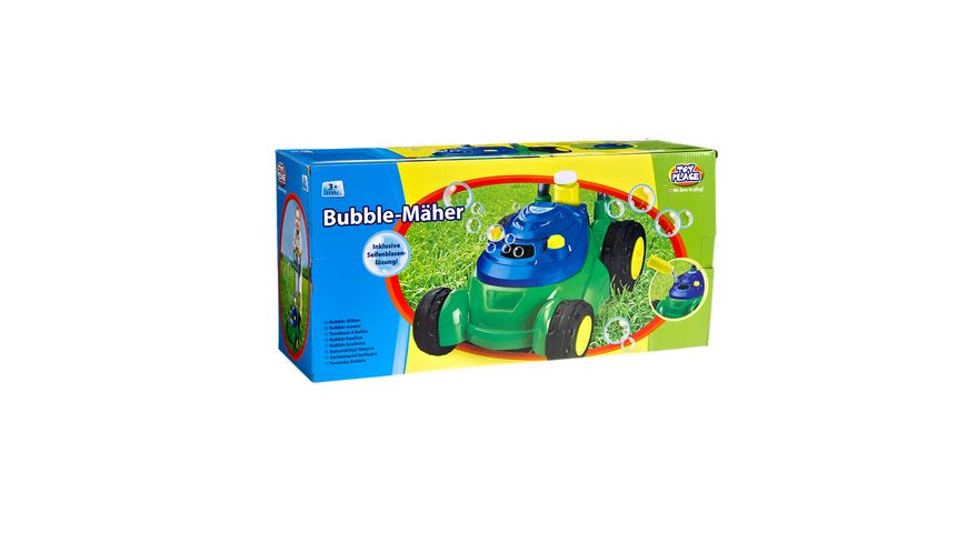 Mueller Toy Place Bubble Maeher inkl Seifenblasenloesung
