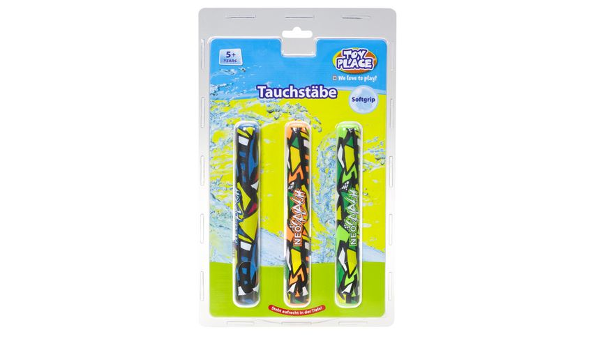 Mueller Toy Place Tauchstaebe 3 Stueck