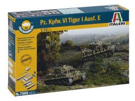 Italeri 1 72 Pz kpfw vi Tiger Ausf