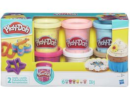 Hasbro Play Doh Konfettiknete