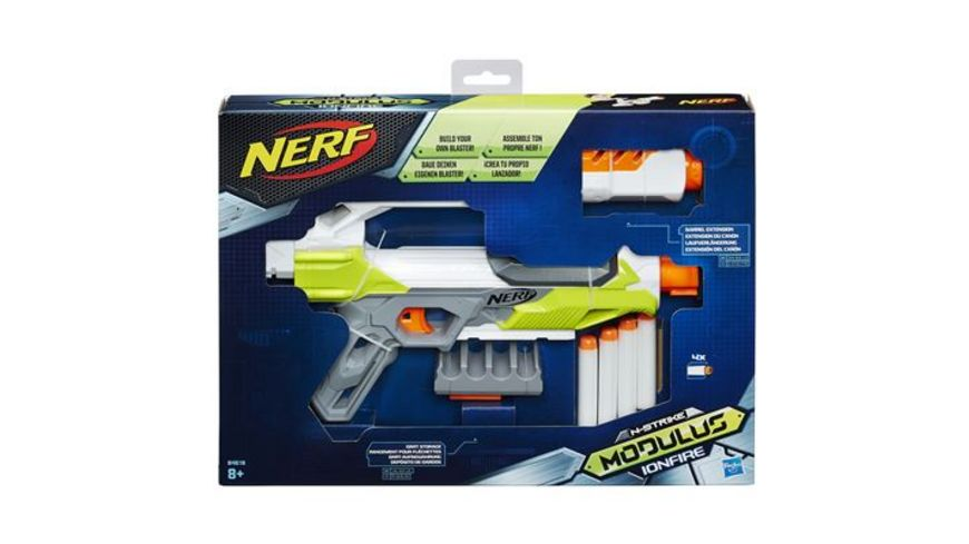 Hasbro Nerf N Strike Elite Modulus Ion Fire