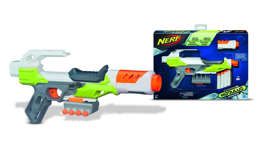 Hasbro Nerf N Strike Modulus Ion Fire