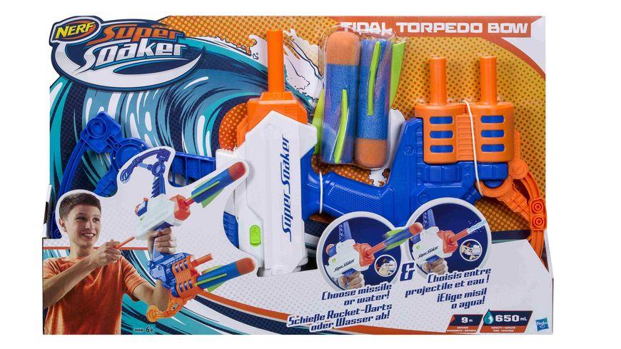 Hasbro Super Soaker Tidal Torpedo Bogen
