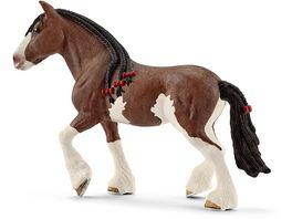 Schleich Farm World Pferde Clydesdale Stute