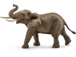Schleich 14762 Wild Life Afrika Afrikanischer Elefantenbulle