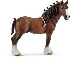 Schleich 13808 Farm World Pferde Clydesdale Wallach