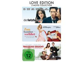 3 Movie Collection Love Edition DVD
