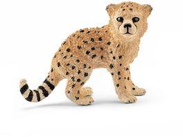 Schleich 14747 Wild Life Afrika Gepardenbaby