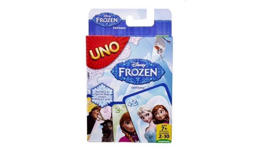 frozen spiel