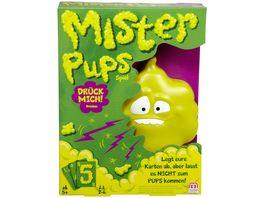 Mattel Games Mister Pups Kinderspiel Aktionsspiel
