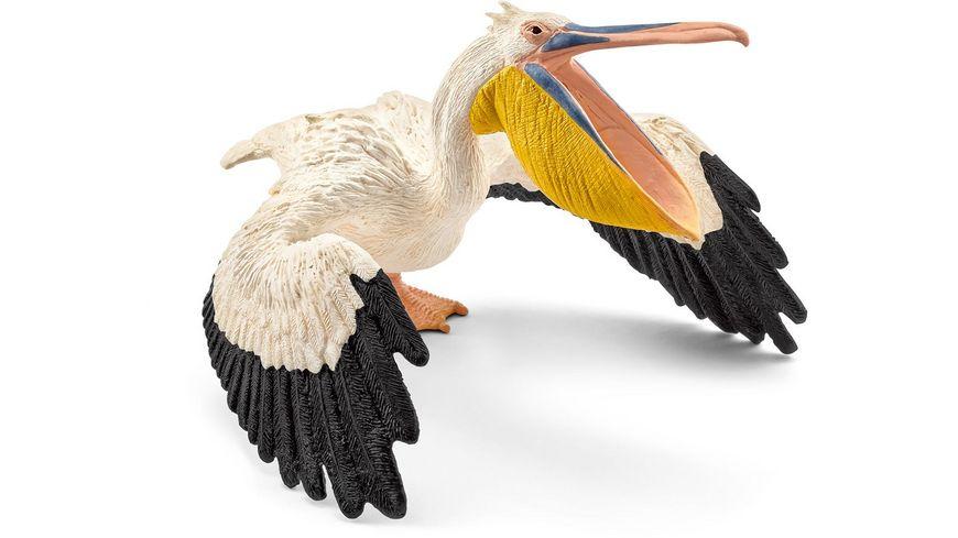 Schleich Wild Life Afrika Pelikan