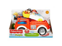 Fisher Price Little People Feuerwehrauto