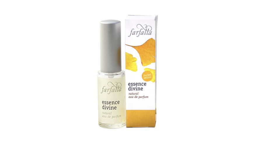 Farfalla Essence Divine Natural Eau de Parfum