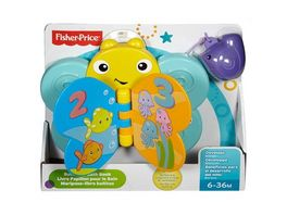 Fisher Price Schmetterling Badebuch