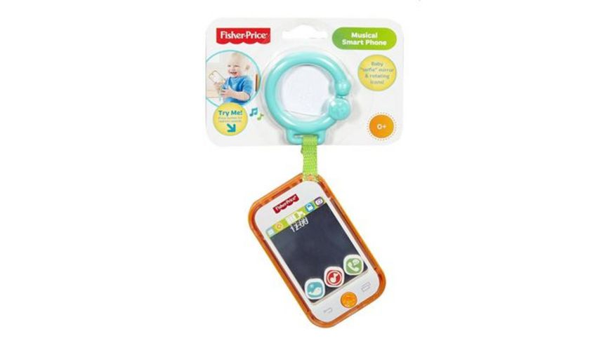 Fisher Price Musikspass Smartphone