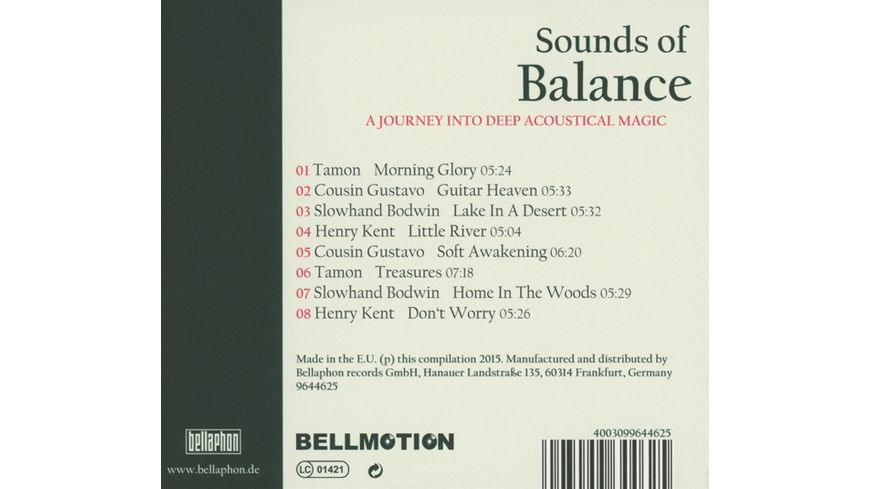 Sounds of Balance